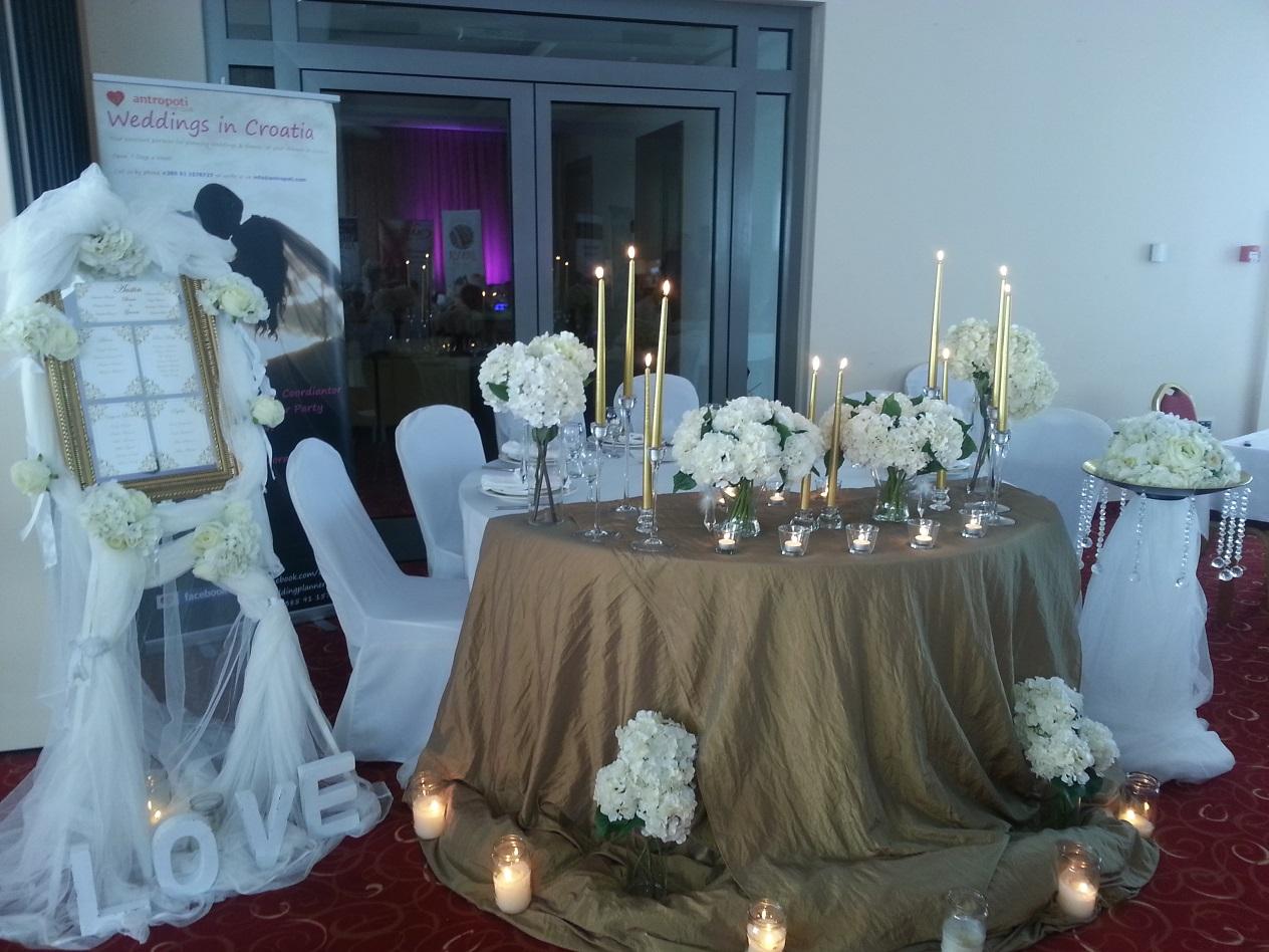 Dani Vjenčanja u Hotelu Sport  2016