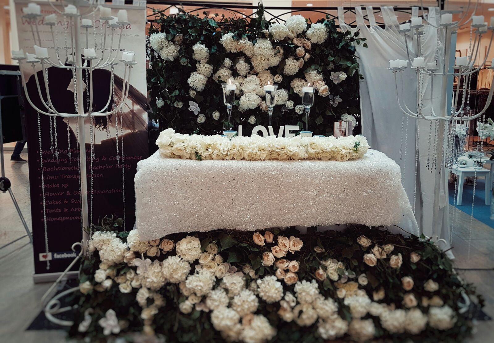 Sajam Vjenčanja u Westgate Shopping Cityju Wedding Expo 2016